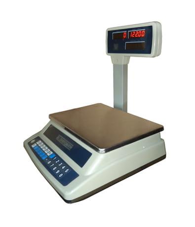 Торговые весы: BTНЕ