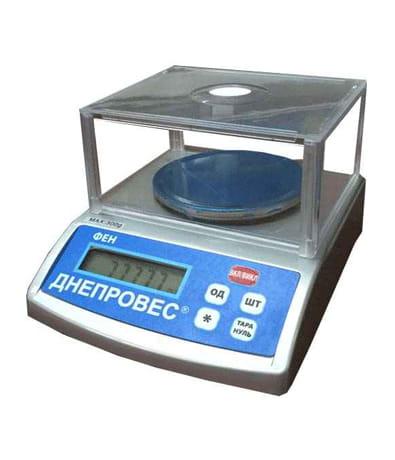 Весы лабораторные: ФЕН-300
